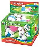 Keyroad kr971077–Pack of 36Erasers with Sharpener