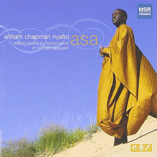 Asa: Piano Music by Composers of African Descent (Asa Music)
