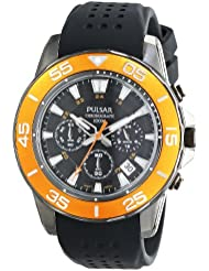 Seiko Mens PT3147 Pulsar Chronograph Watch