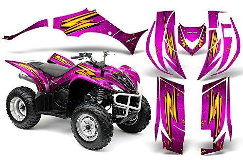 CreatorX Yamaha Wolverine 2006-2012 Graphics Speed Bolts Pink -  CXAMZ008391