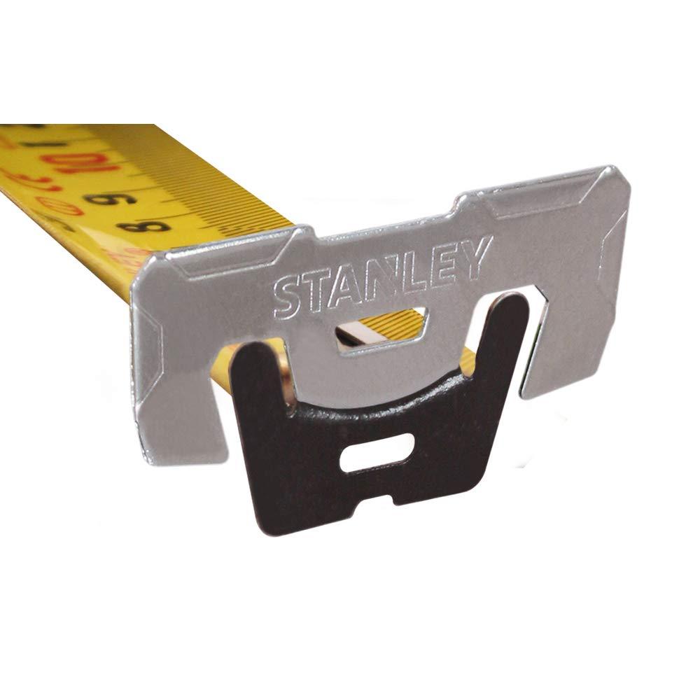 Jaune//Noir Stanley XTHT0-33501 Mesure magnetique autolock 8x32mm fatmax