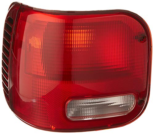 TYC 11-5348-01-1 Dodge Left Replacement Tail Lamp