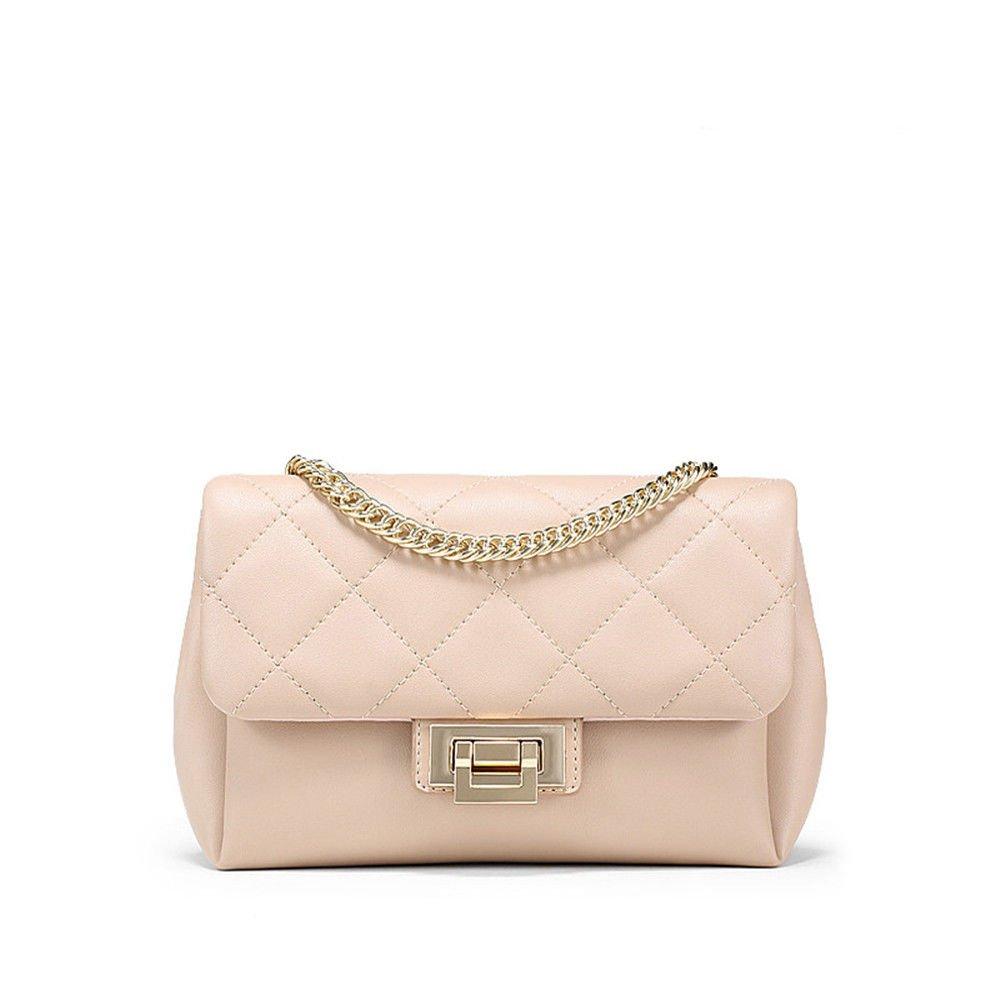 Summer Mini Bag Single Shoulder Slung Shoulder Bag,Yellowish Rice,22X13X9Cm