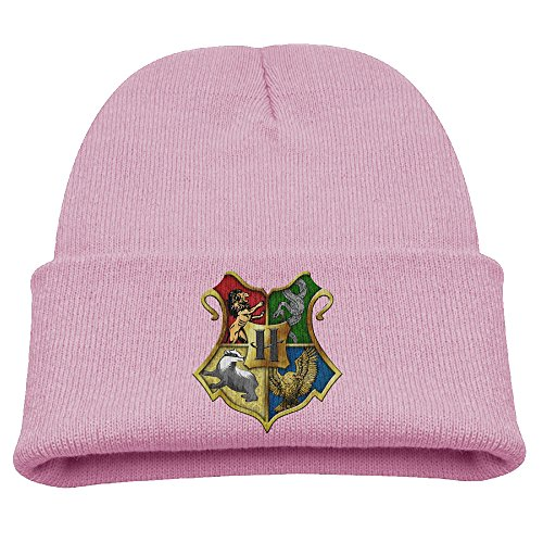 Price comparison product image Skull Beanie Caps Harry Potter Hogwarts Logo Trendy Soft Boys / Girls