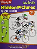 img - for Highlights Hidden Pictures  Favorite Sports Puzzles (Favorite Hidden Pictures ) book / textbook / text book