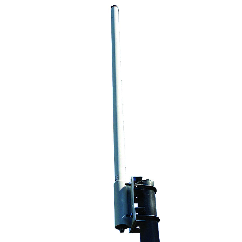 Antenna World OM2415HD 15 dBi Omni-Directional Wi-Fi Antenna Professional Grade