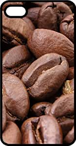 Fresh Columbian Coffee Beans Tinted Rubber Case for Apple iPhone 4 or iPhone 4s