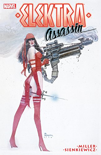 Elektra: Assassin (Elektra: Assassin (1986-1987)) ()
