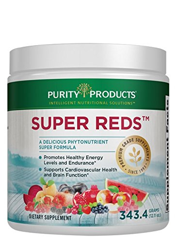 Purity Products - Super Reds Formula 12.11 Oz - 30 Day Supply