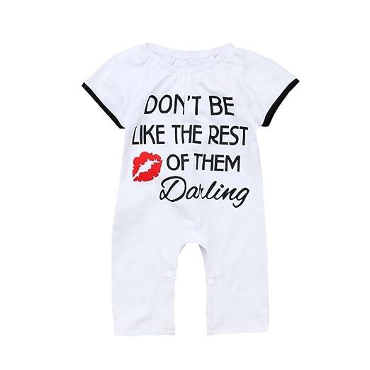 826307eddb21 Amazon.com  Toraway- Toddler Infant Romper Jumpsuit Summer Baby ...