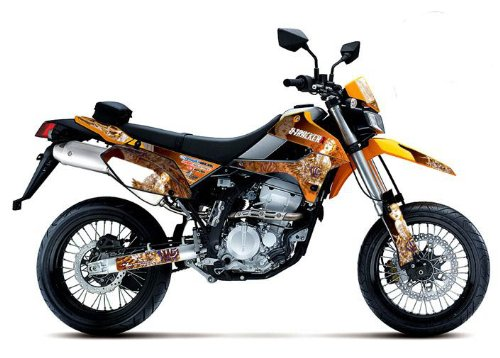 special custom design kawasaki klx250 klx250s klx250sf