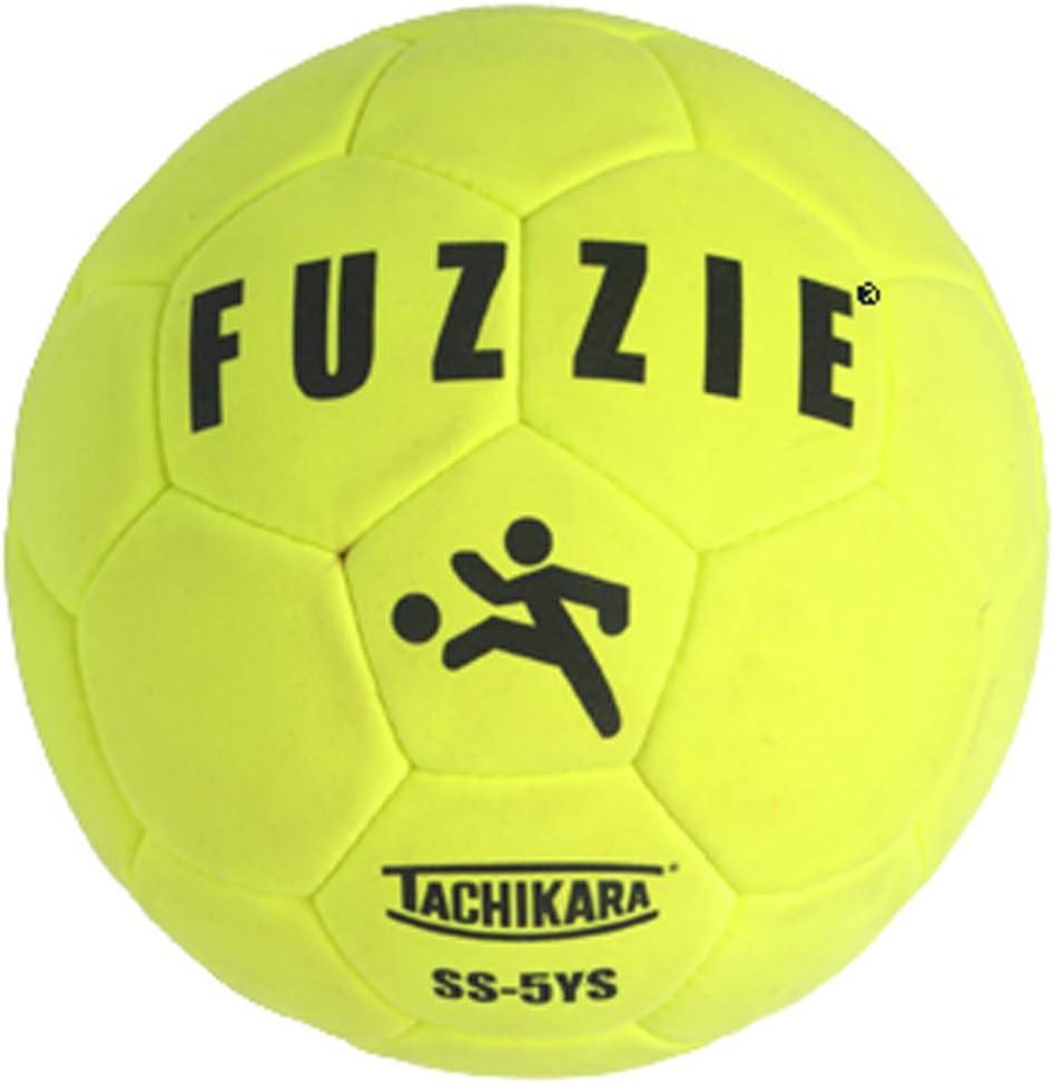 Tachikara SS5YS Fuzzie, Size 5, Indoor Soccer Ball: Amazon.es ...