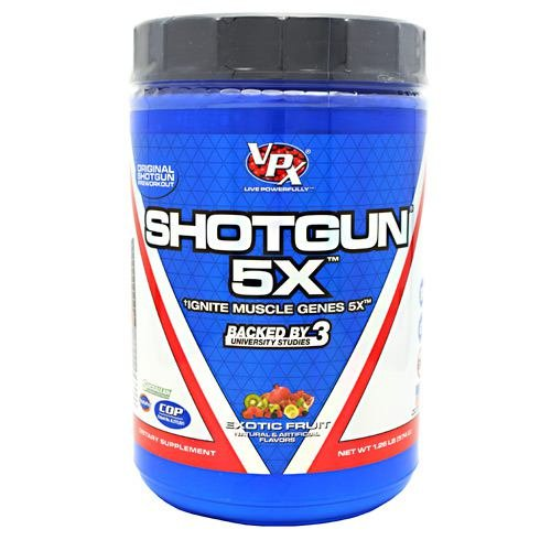 Vpx Shotgun 5X Exotic Fruit - 28 Servings