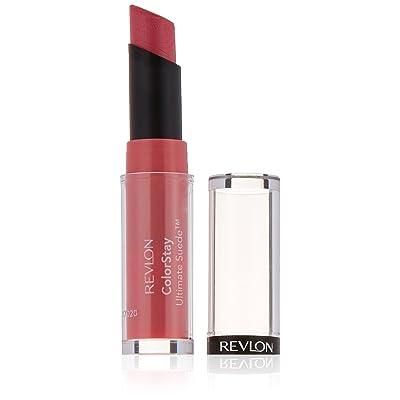 Revlon - Revlon - ColorStay último Suede Lipstick - Pintalabios N10 Moda