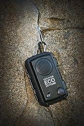 Eco Extreme 3.5mm Aux Waterproof Portable Speaker Case (Black)