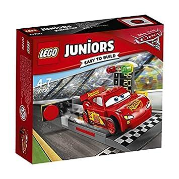 LEGO Juniors Lanzador de Rayo McQueen