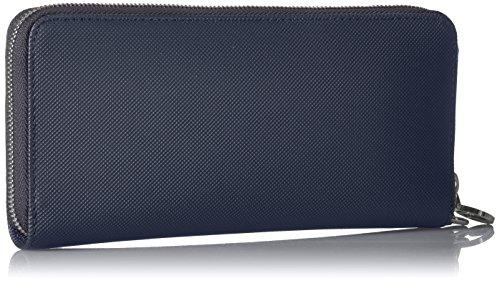 XLARGE WRISLET ZIP WALLET, NF2498DC Wallet, PEACOAT, One Size by Lacoste (Image #2)
