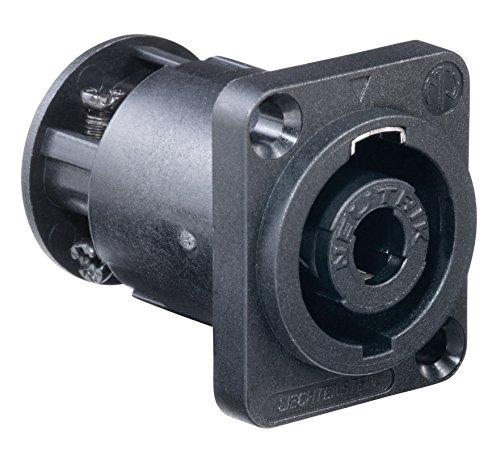 Leviton 41297-SP4 Multimedia Outlet System SpeakON Connector Speakon Receptacle