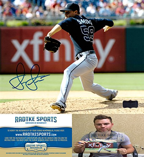 - Shae Simmons Autographed/Signed Atlanta Braves 8x10 MLB Photo