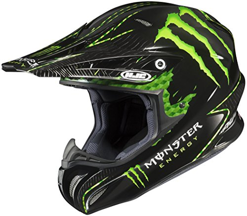 Monster Visor - Hjc Helmets Rpha X Adams Monst Visor Mc5