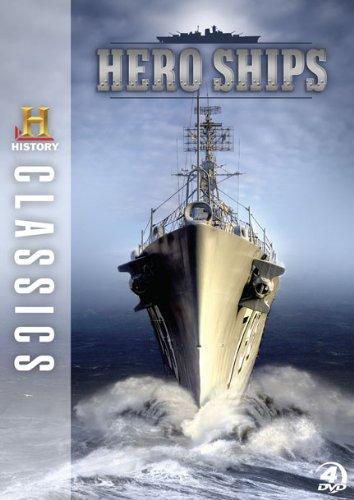 History Classics: Hero Ships [DVD]
