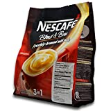 Nescafé 3 in 1 Instant Coffee Sticks ORIGINAL - Best Asian Coffee Imported from Nestle Malaysia (30 Sticks)