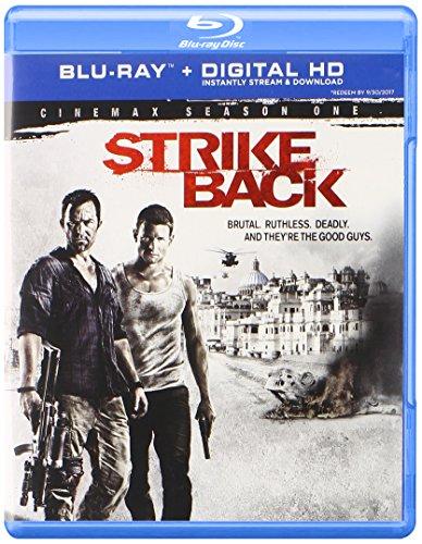 Blu-ray : Strike Back: Cinemax Season 1 (Boxed Set, , Digital Copy, 4 Disc)