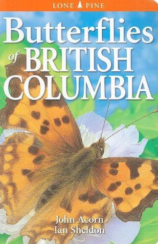 Read Online Butterflies of British Columbia pdf