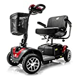 BUZZAROUND EX Extreme 4-Wheel Heavy Duty Long Range Travel Scooter GB148 by Golden Technologies
