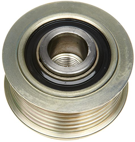 ACDelco 37029P Professional Alternator Decoupler Pulley (2011 Alternator Altima Nissan)