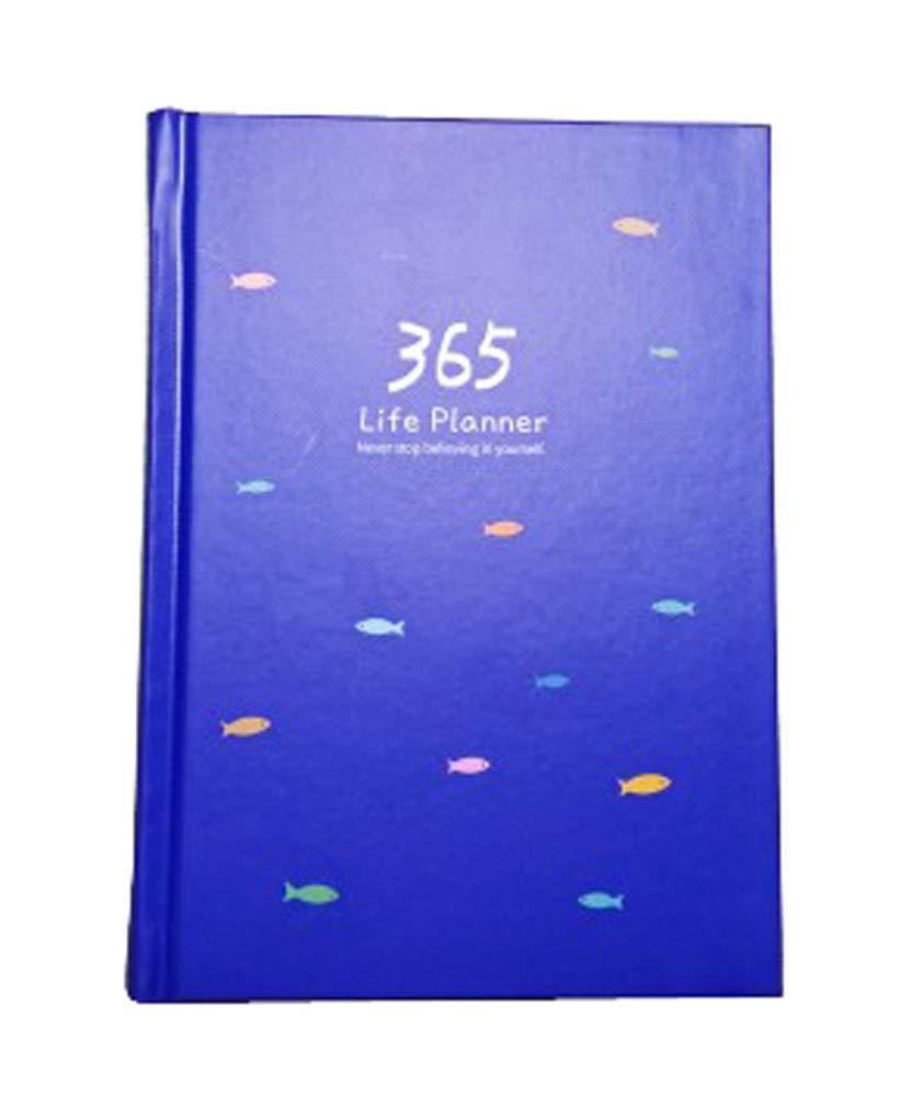 F] Organizador Personal Planificador Agenda Agenda: Amazon ...