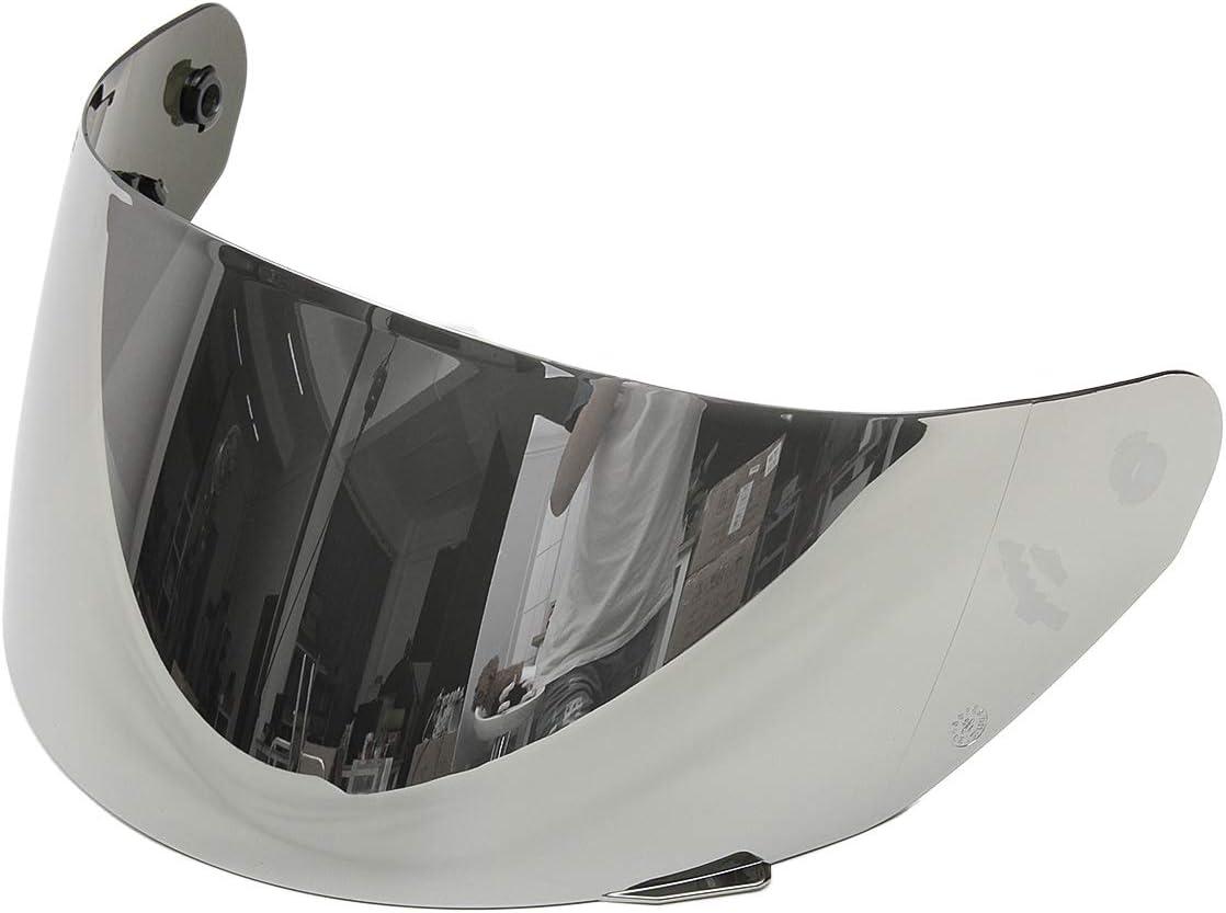 Viviance Motocicleta De Cara Completa Casco Lente Visera Escudo Vidrio para Ls2 Ff352 Ff369 Ff351 Ff384 Colorido