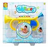 Alex Tub Tunes Water Trumpet Bath Toy by Cuckoo