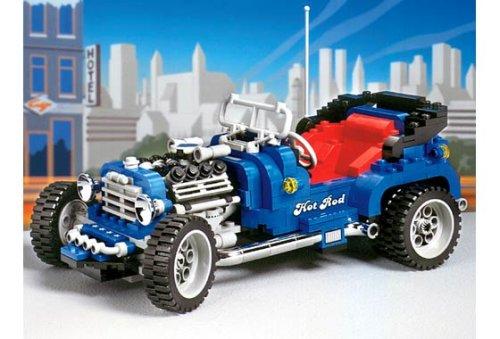 Lego Hot Rod Model Team