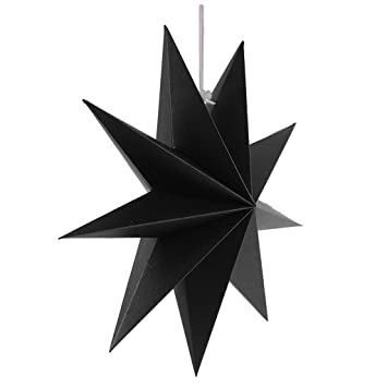 Magideal Papier Adventsstern Weihnachtsstern Stern 3d Papier
