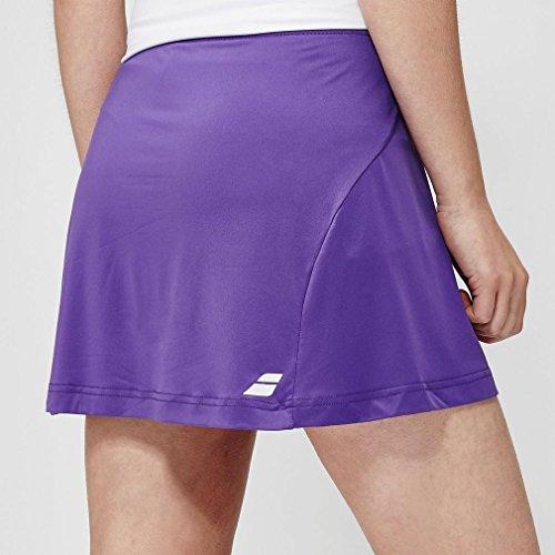 BABOLAT Jupe-short Match Core pour Femme, Violet, L