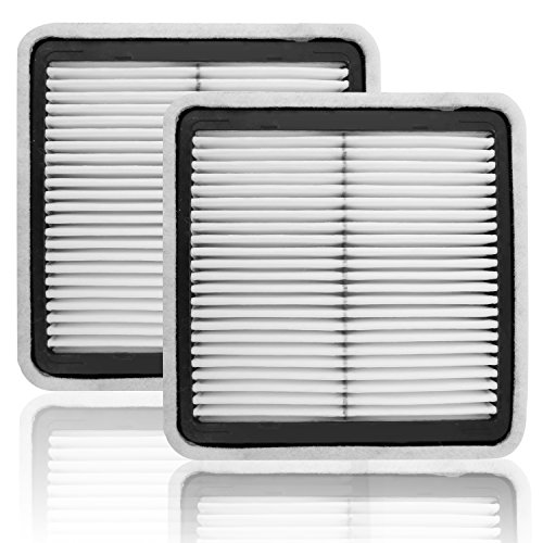 Weize 2 Pack CA9997 Extra Guard Panel Engine Air Filter, Fits for Subaru Legacy/ WRX/ Outback/ Forester