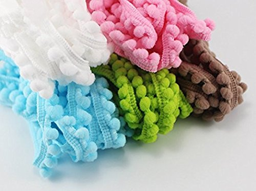 10yards-10mm-width-pom-pom-trim-ball-fringe-ribbon-5colors-pack-2yards-color