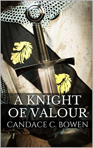 book cover of A Knight of Valour
