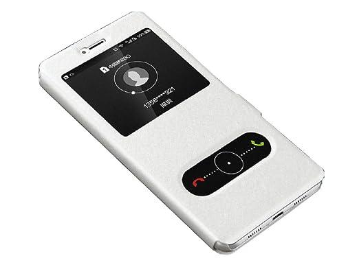 2 opinioni per Deesos Huawei P10 Plus Cover Flip Sottile Custodia Cover Doppio Window View
