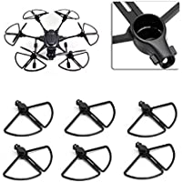 ChangeYOu 6Pc Release Propeller Quick Guards Protector Ring for YUNEEC Typhoon H H480 RC Drone
