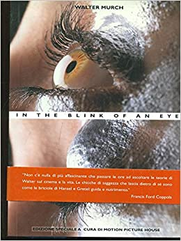 In The Blink Of An Eye Walter Murch Book