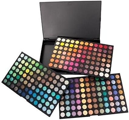252 tonos paleta de sombras de ojos definitiva by DELIAWINTERFEL: Amazon.es: Belleza
