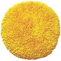 Pérola Boina Para Polimento Autos Cor Amarela