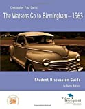 download ebook the watsons go to birmingham--1963 student discussion guide by nancy romero (2014-12-19) pdf epub