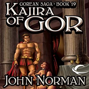 Kajira of Gor Audiobook