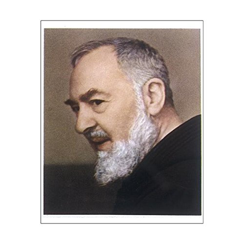 10X8 Print Of Padre Pio (579671) by Mary Evans Prints Online