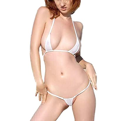 d4cef9132 Image Unavailable. Image not available for. Color  RPM Sexy Brazilian Swimsuit  Micro Top   G-String ...