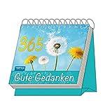 """Aufstellkalender """"365 Gute Gedanken"""": Mit Sprüchen! immerwährend"""