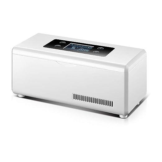 GW Mini Nevera Caja refrigerada, Refrigerador portátil para ...